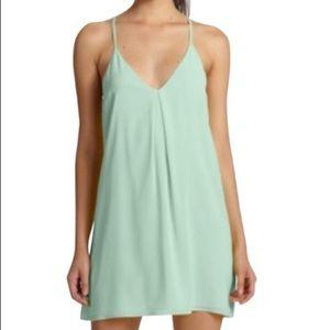 NWT Alice + Olivia Fierra Y Back Tank dress XS